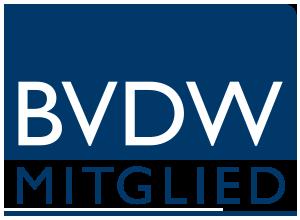Zertifikat BVDW Mitglied